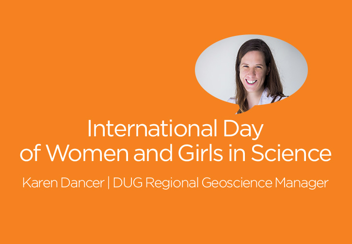 International Day of Women and Girls in Science: Karen Dancer