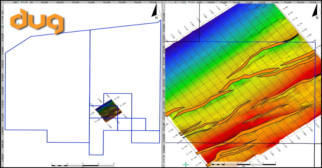 Discover how DUG Insight's new flexible Polygon Operations feature can help you.